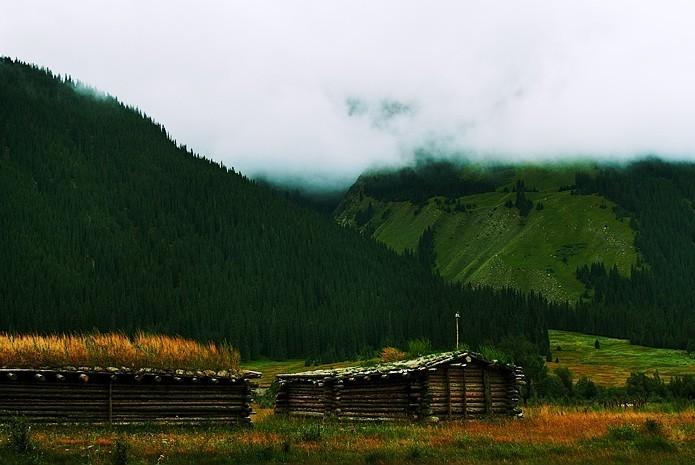 夏特4 - 新疆夏特古道 绿野户外网