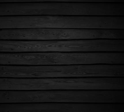 黑色木板纹理背景素材