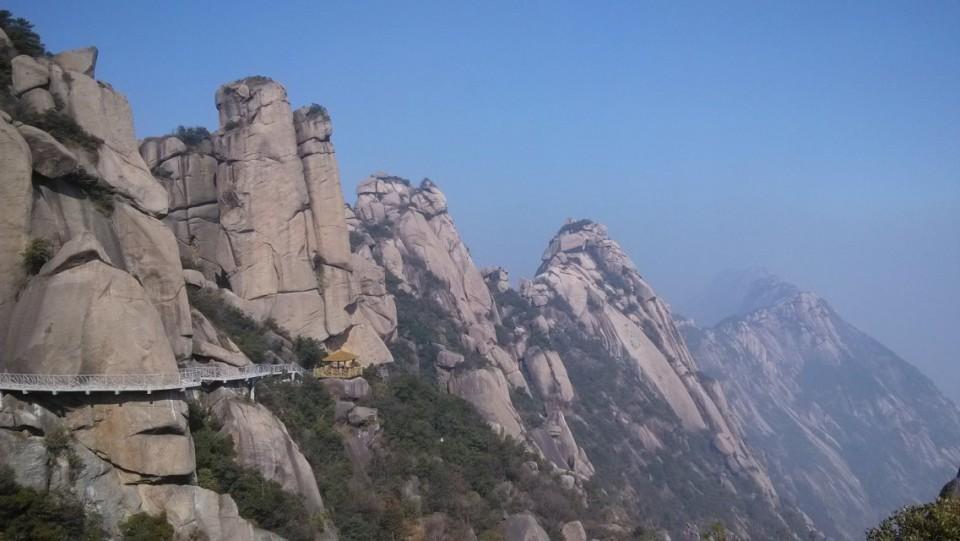 江西上饶灵山风景区景点介绍
