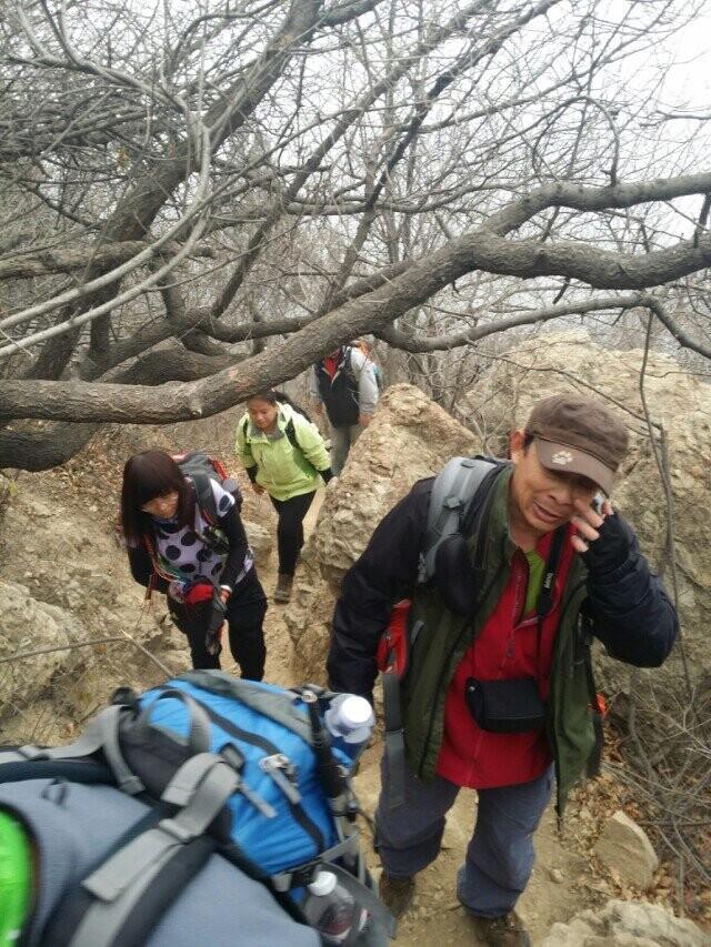 石景山区黑石头 海淀区香山穿越记 绿野主版