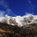 风雪茶山路