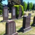 西雅图湖景墓地