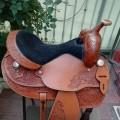 西部马鞍,CIRCLE Y, TEX TAN , HIGHT HORSE. BIG HOR ...