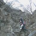 大断崖探路