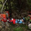 TNF百公里山地越野赛救援