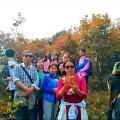 2017年10月21日法海寺西山森林公园穿越