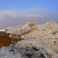 雪中金山岭