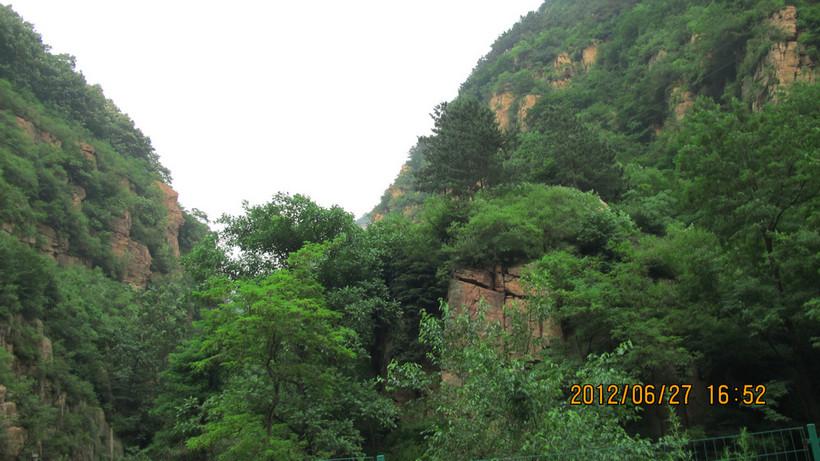 走山[aa登山] 6月27日(周三)将军关-国墙沟-三座-梨树沟探路