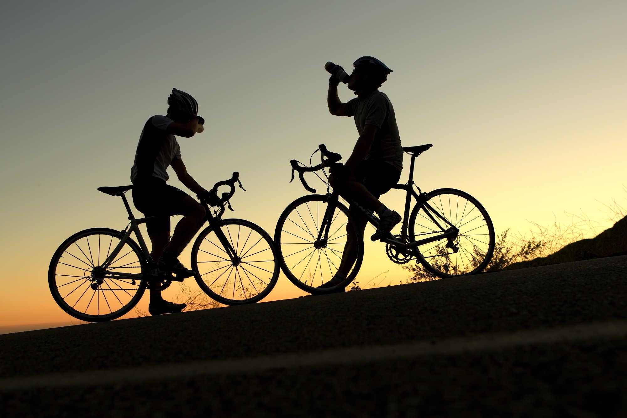 经验分享自行车训练的21个秘诀