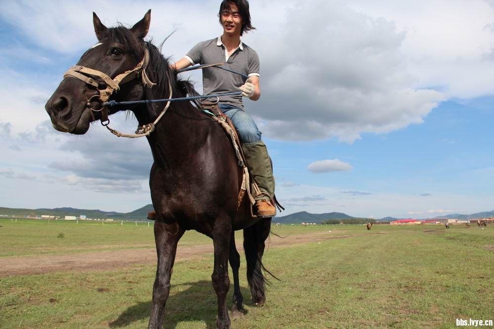 【丫头户外】713 15号 丰宁坝上草原骑马