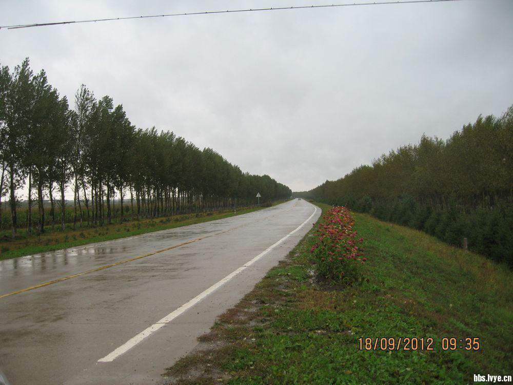 黑龙江北极村至黑瞎子岛沿江单车自驾游(2012年9月9日