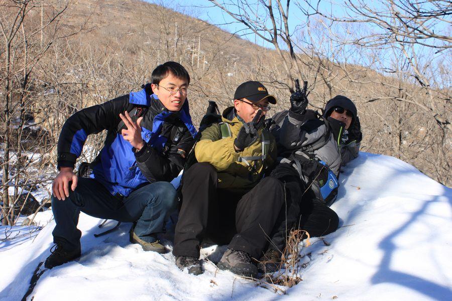 2月23号周日王平看冰瀑 踏冰 照片征集 北京 绿野各地 绿野户外网