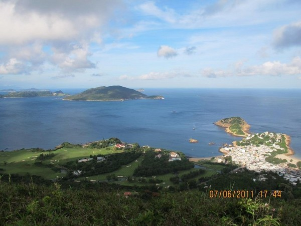 香港徒步线路之【港岛径】——山顶豪宅、俯瞰港岛