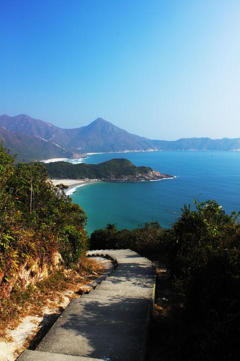 香港徒步線路之【麥理浩徑】——無敵海景、山上露營