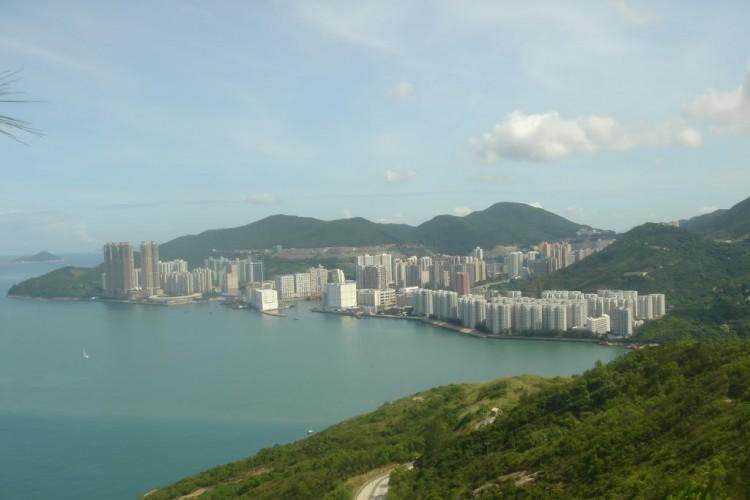 香港徒步线路【卫奕信径】—八仙岭、从港岛到九龙