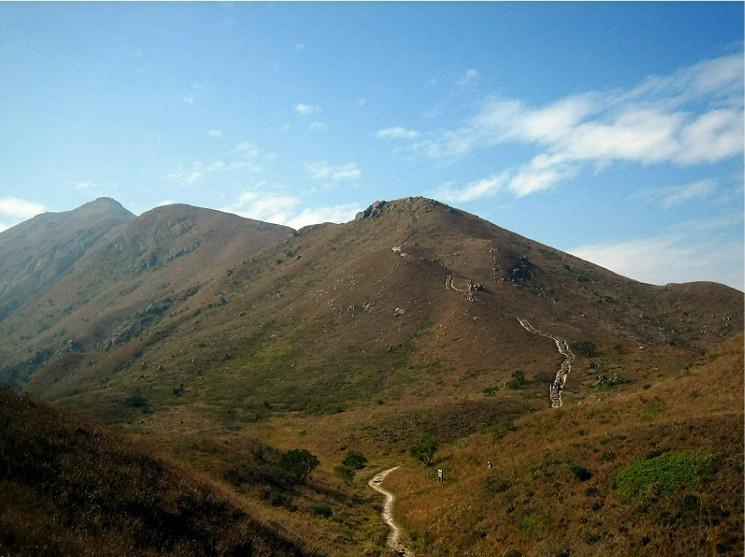 香港徒步线路之【凤凰径】——天坛大佛、大澳渔村