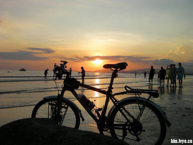端午专题【骑行】——海南岛