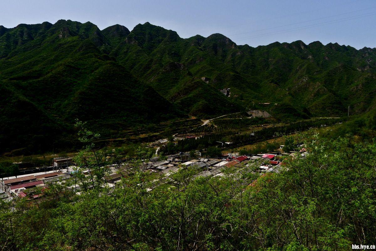 上苇甸村_泉山之地-美丽的月亮村(周日参加穿越门头沟下苇甸村-上苇甸
