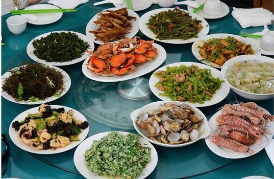 饕餮海鲜大餐