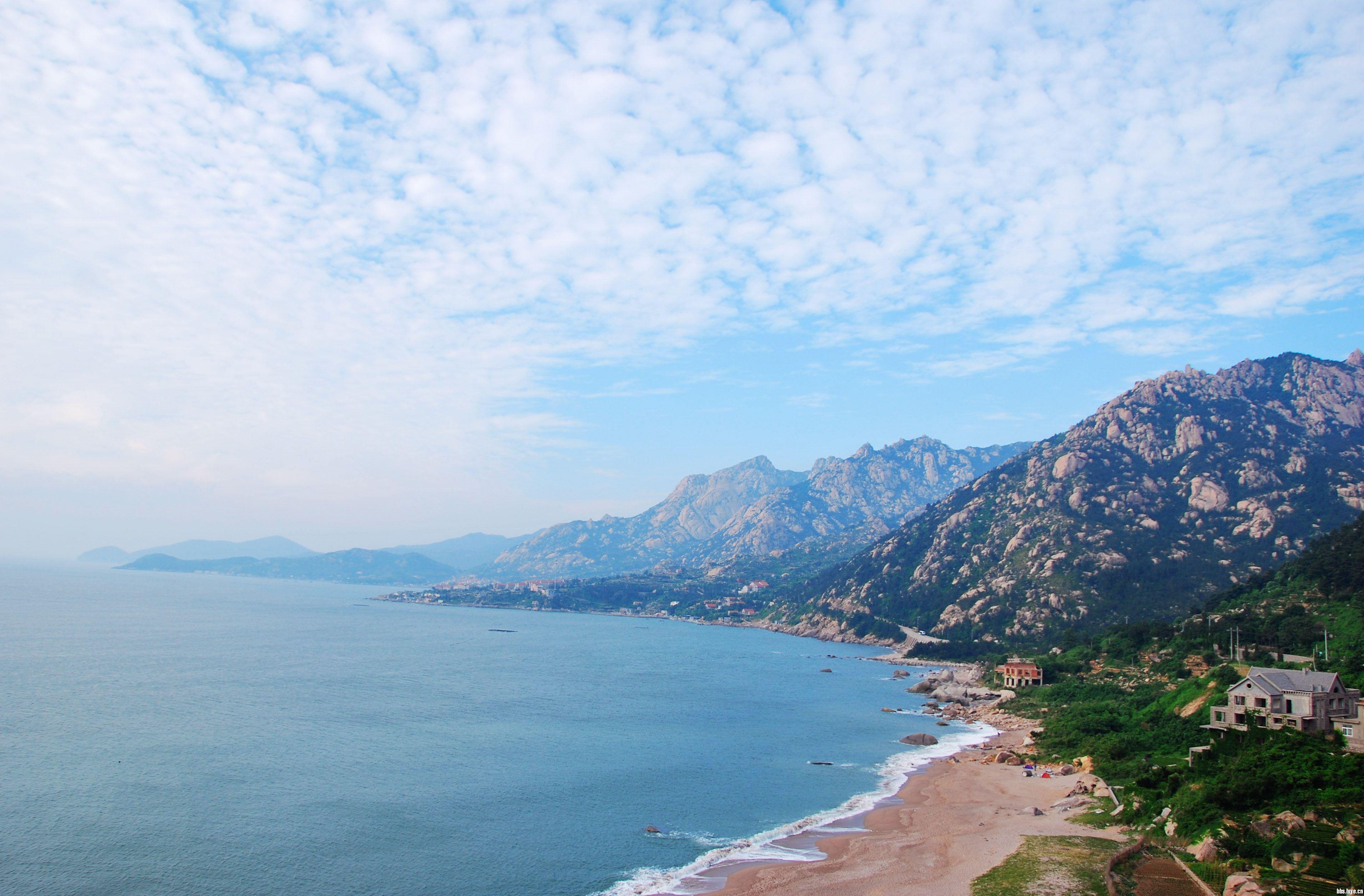[照片摄影] 【魔女户外】走遍中国(8)---2013年美丽青岛海边,灵山岛