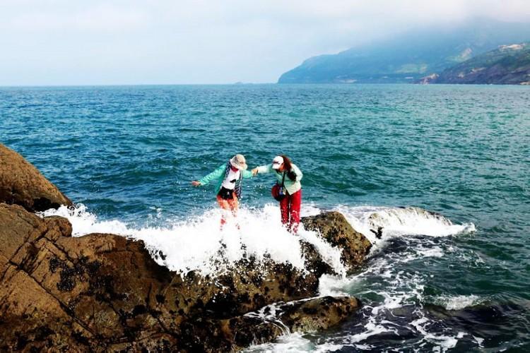 青岛-灵山岛-金沙滩-观大海-赏日出.奔向最美大海-快乐周末之旅!