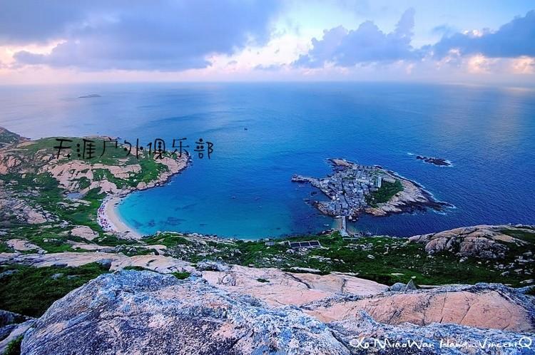 【品质户外,深圳出发】8月10-11日中国的马尔代夫之庙湾岛2天钓鱼摄影