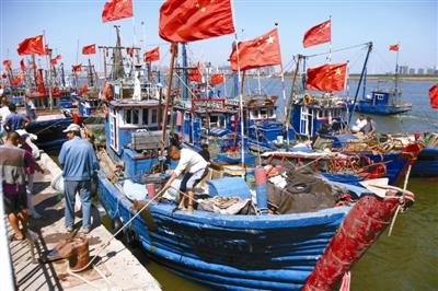 疯狂海鲜饕餮盛宴 活动地点:天津北塘渔港,塘沽