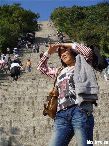 平顶山山顶公园风景:   香山寺风景区位于新城区北部,香山高清图片