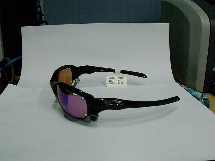 blue oakley goggles  oakley fast jacket xl