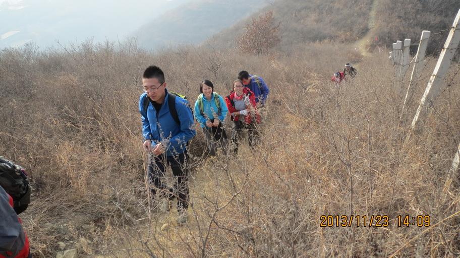 【凯乐队】20131123香八拉之好汉坡-猴子爬-西山森林公园一日登山活图片