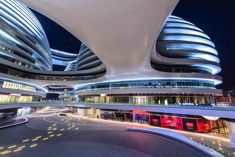 《银河soho》-北京-户外摄影-绿野主版-绿野户外网