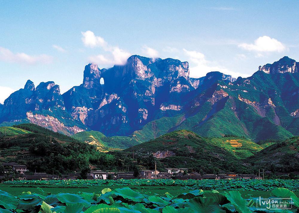 安徽各地风景名胜图片