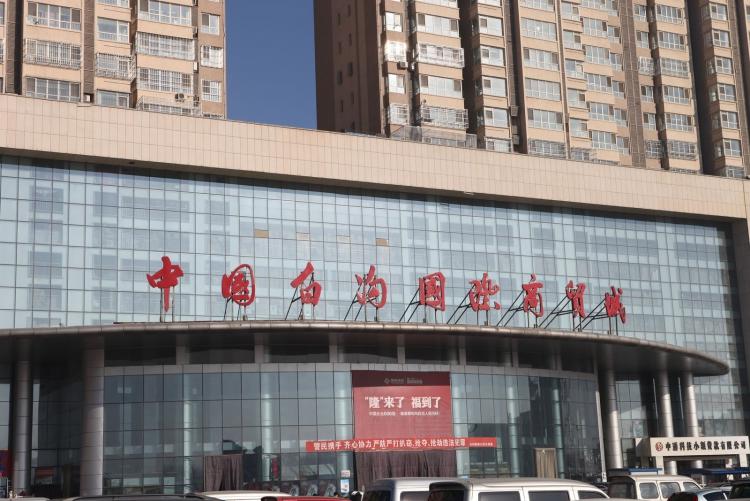 【飞梵户外&我心飞扬】2013年11月28日周四《中国白沟国际商贸城 & 和
