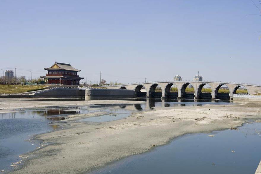 京杭大运河小道骑行日记