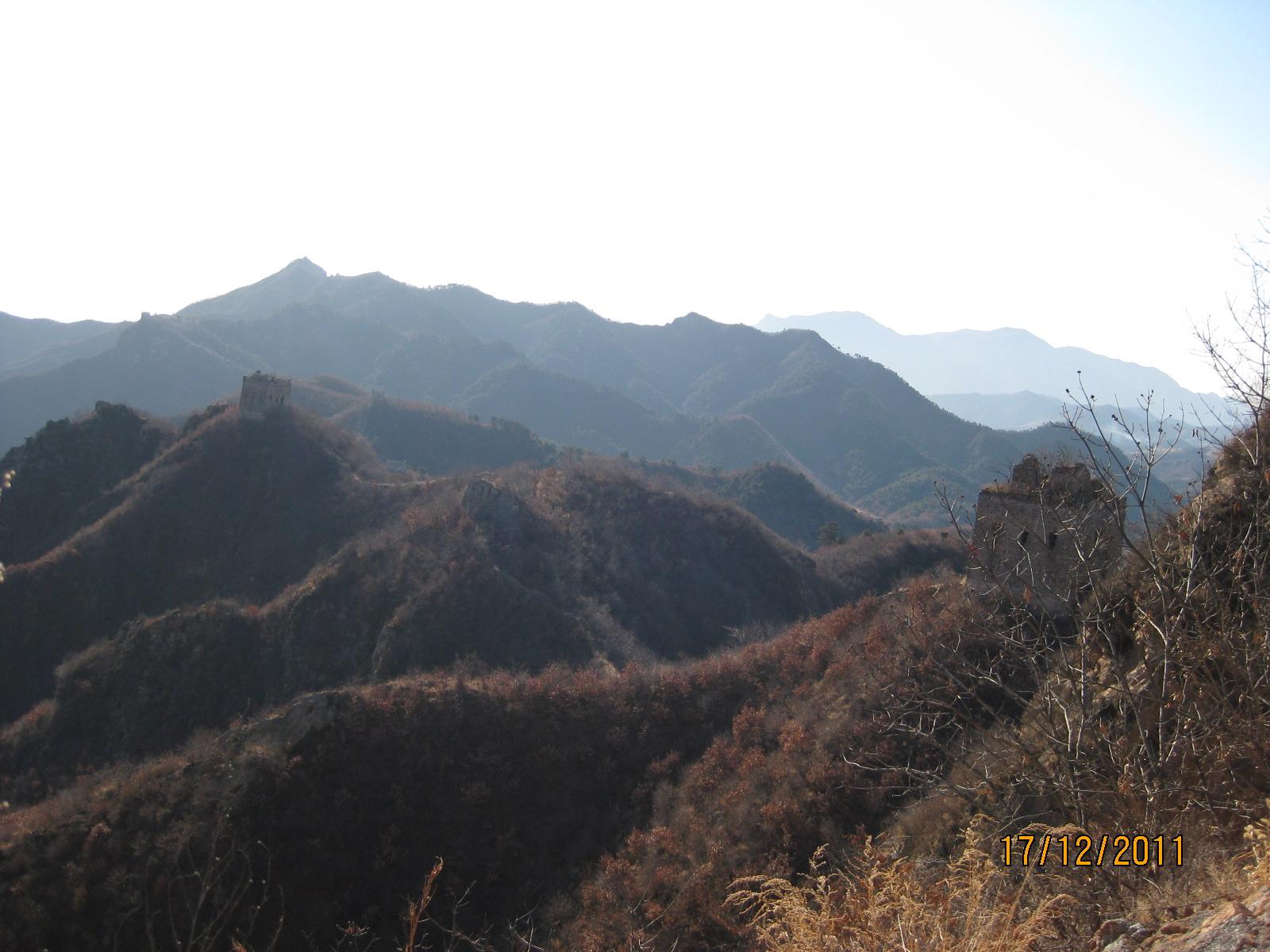111217葫芦岛户外旅行伍于绥中锥子山长城