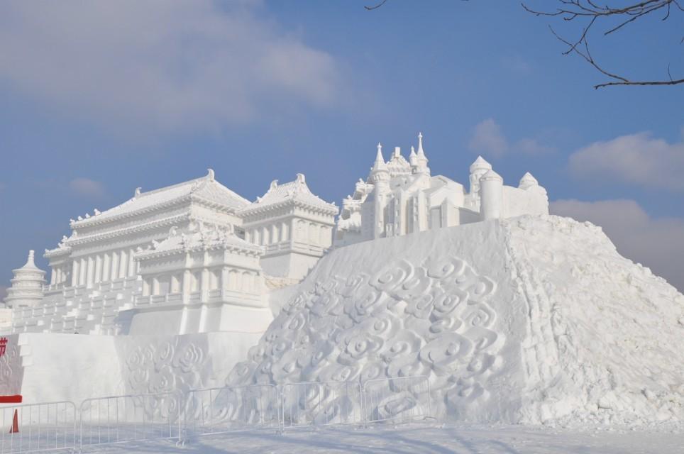 沈阳棋盘山冰雪大世界-北京-绿野各地-绿野户外网