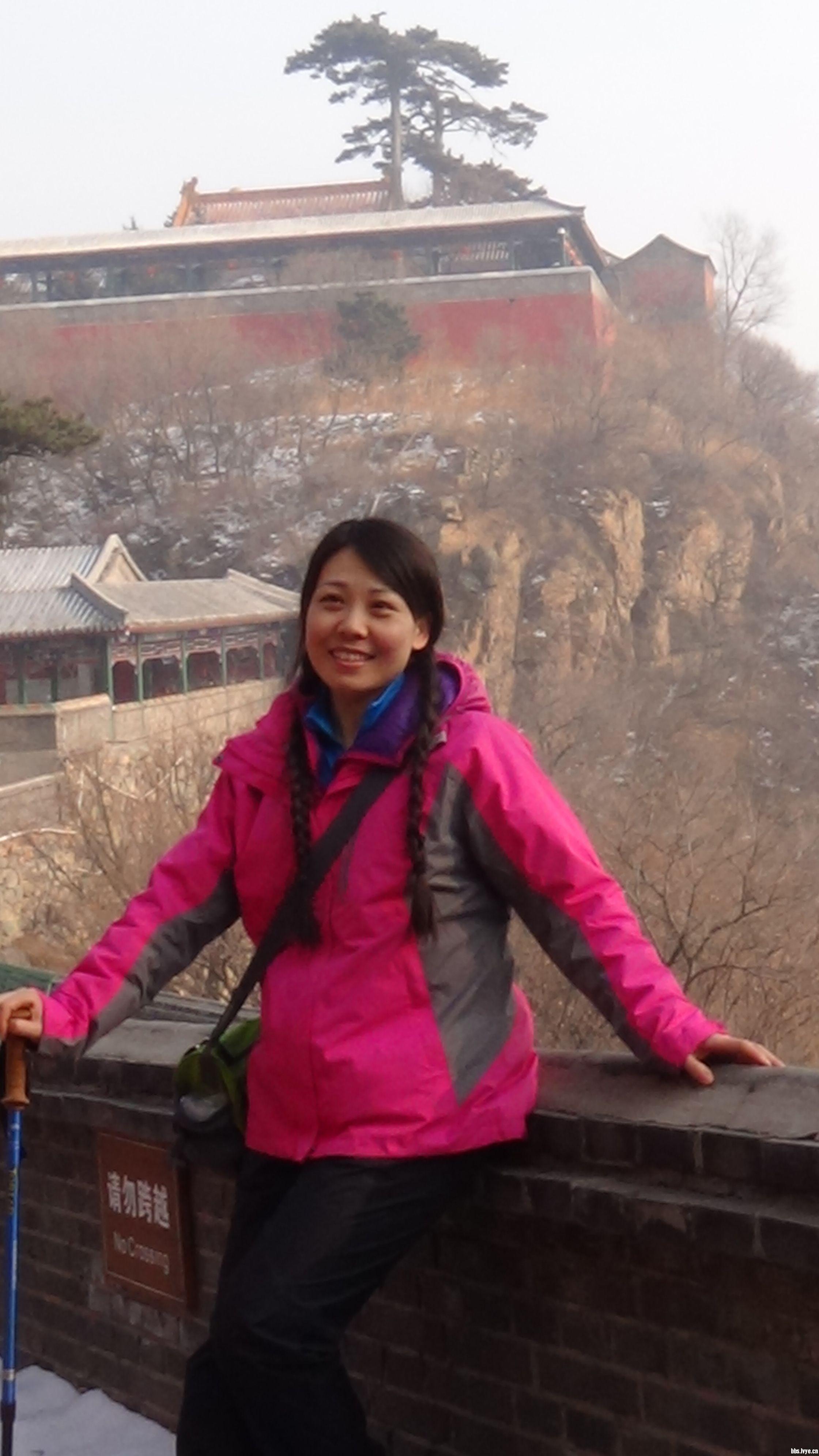 攀登妙峰山之——人物篇-廊坊-河北-绿野户外网