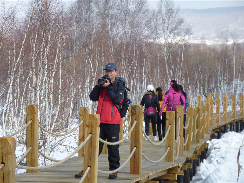 行走在春天里 3月16日徒步