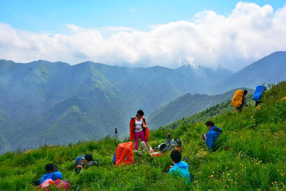 小五台山是国家级自然保护区