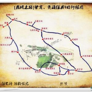 丝绸之路南北线: 青海湖,敦煌,鸣沙山月牙泉,雅丹魔鬼城,嘉峪关,祁连