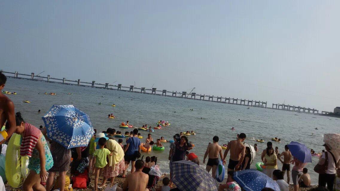 8.9】营口鲅鱼圈海滩休闲游-活动作业贴