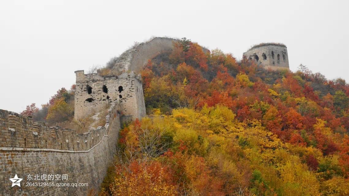 绥中小西沟长城-葫芦岛-辽宁-绿野户外网