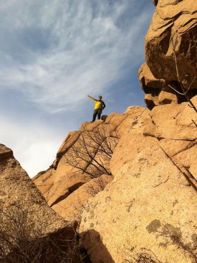 [照片摄影] [探路者] 绿野--鞍山葫芦岛小红螺山环穿活动后记