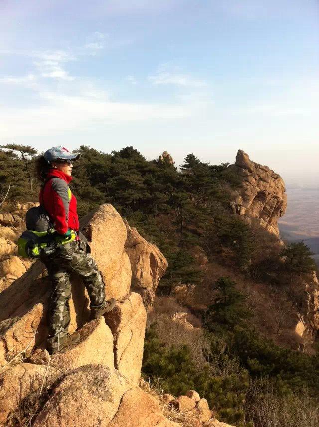 [探路者] 绿野 鞍山 葫芦岛小红螺山环穿一日游后记