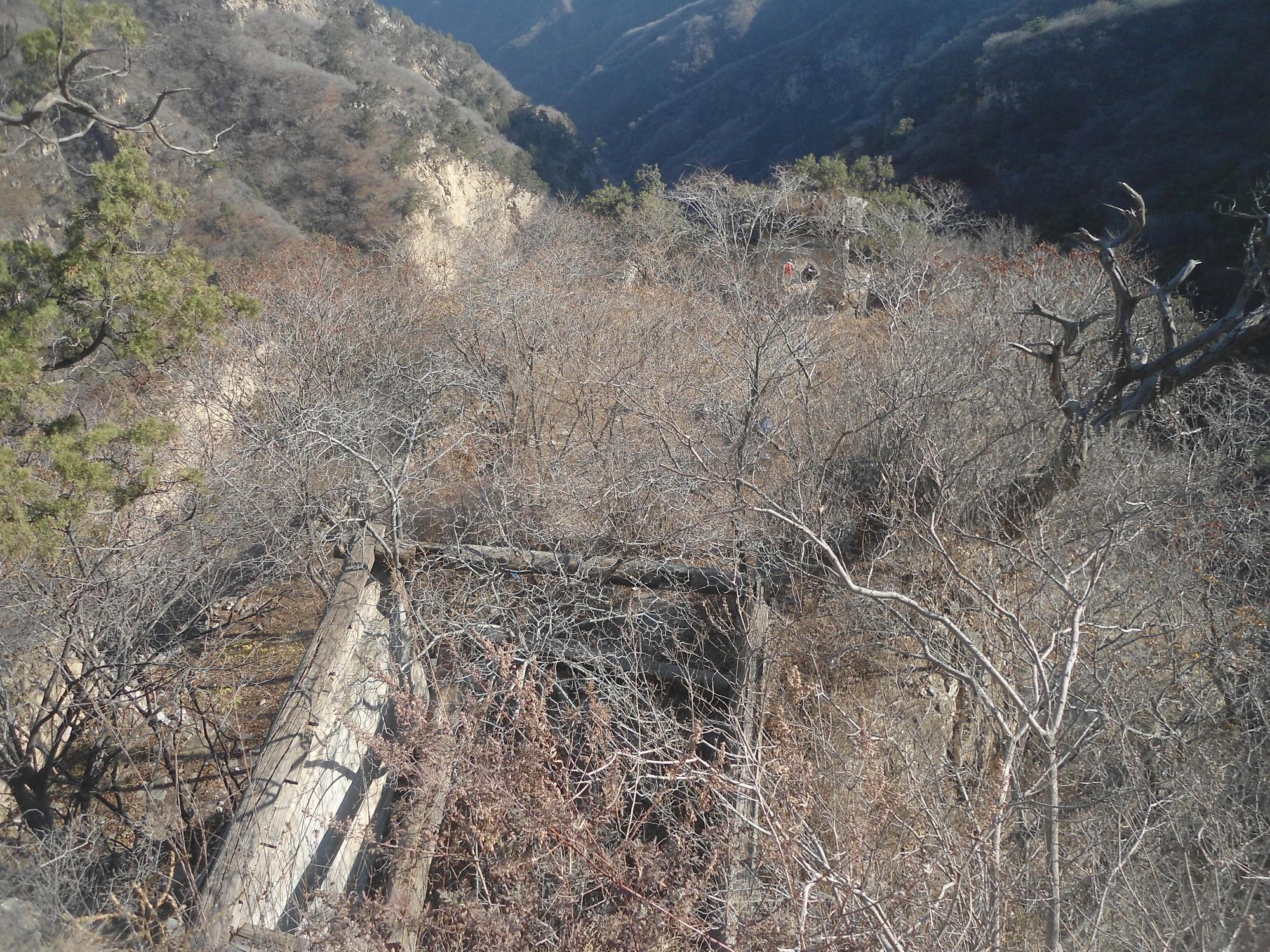 沟崖自然风景区闹鬼
