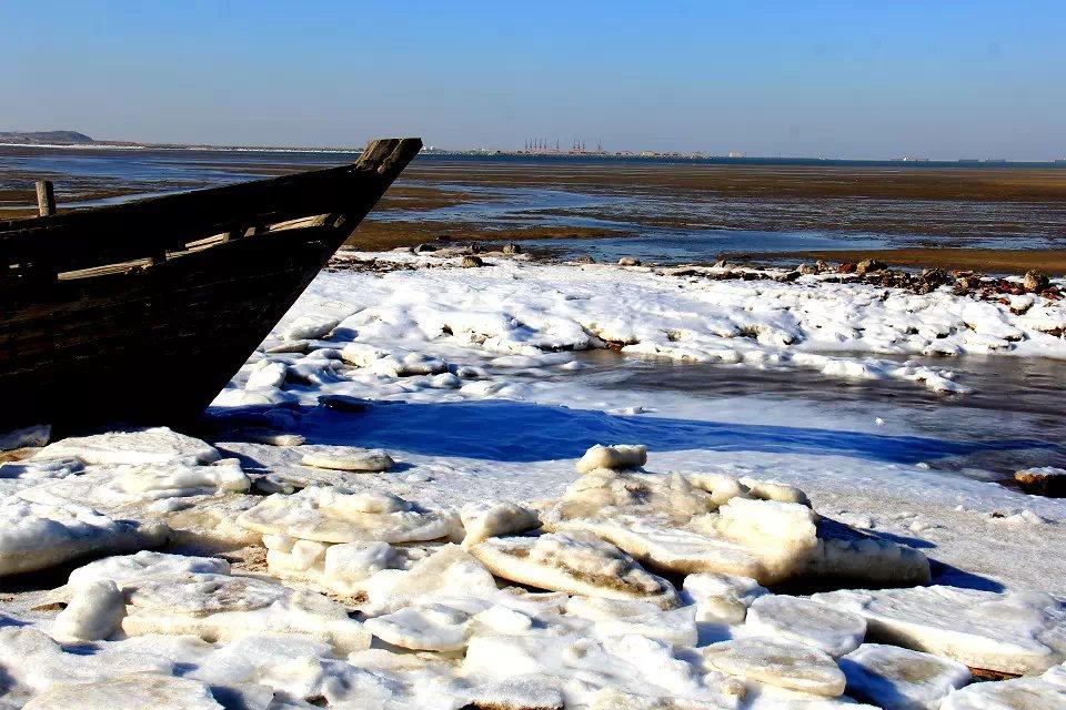 辽宁鲅鱼圈驴行天下户外群徒步仙人岛照片回顾