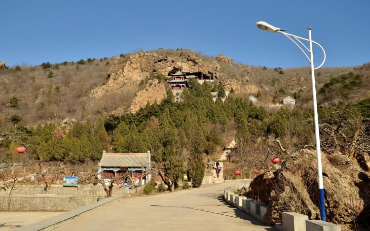 葫芦岛灵山风景区