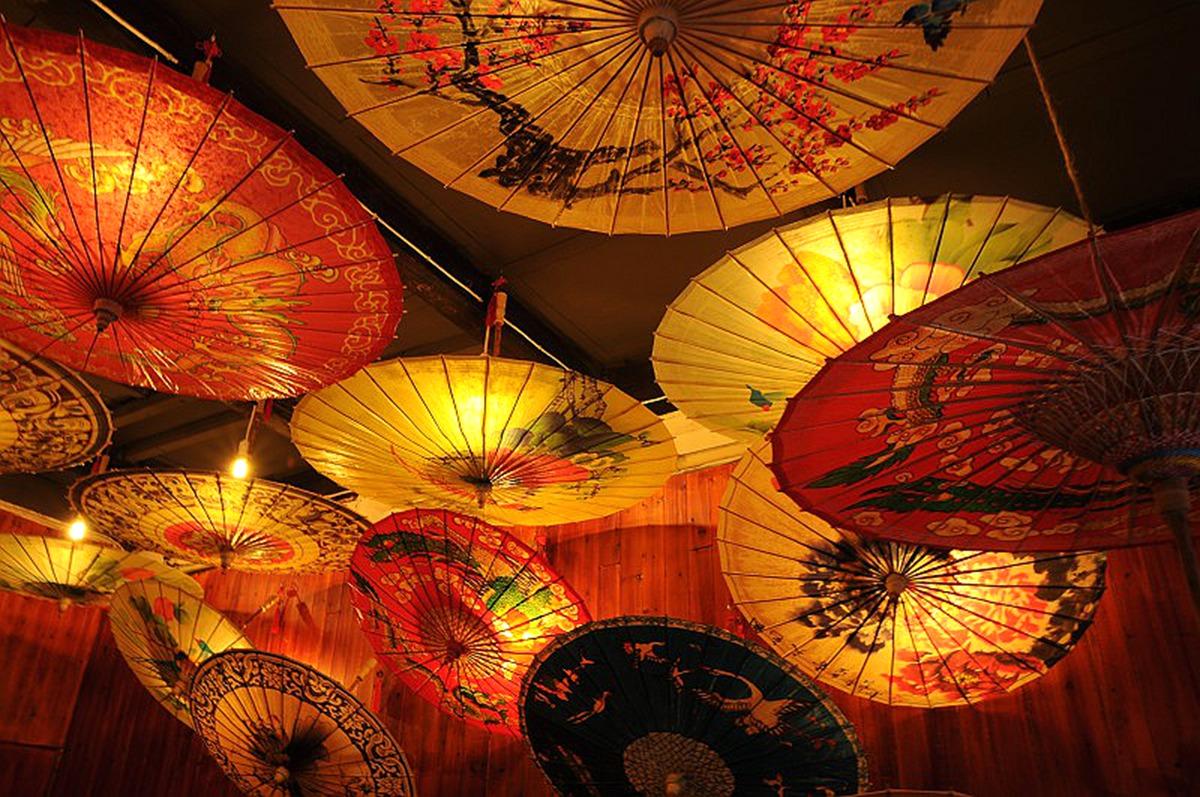 油纸伞-猎影霞客-北京-绿野户外网