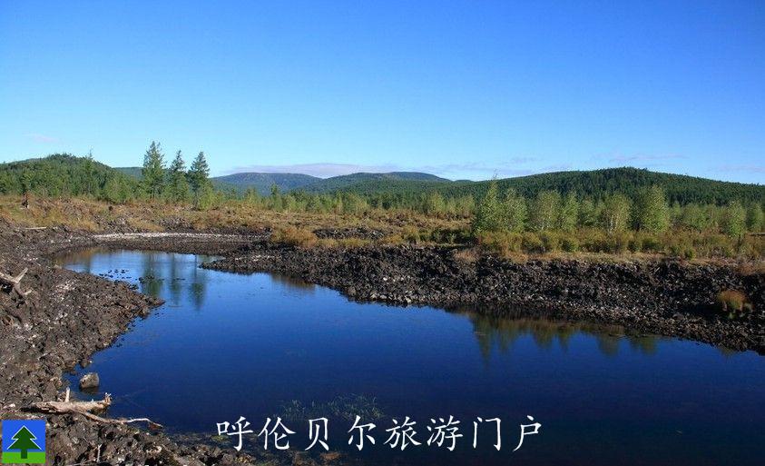 阿尔山国家森林公园内的河流有三条,即哈拉哈河,柴河