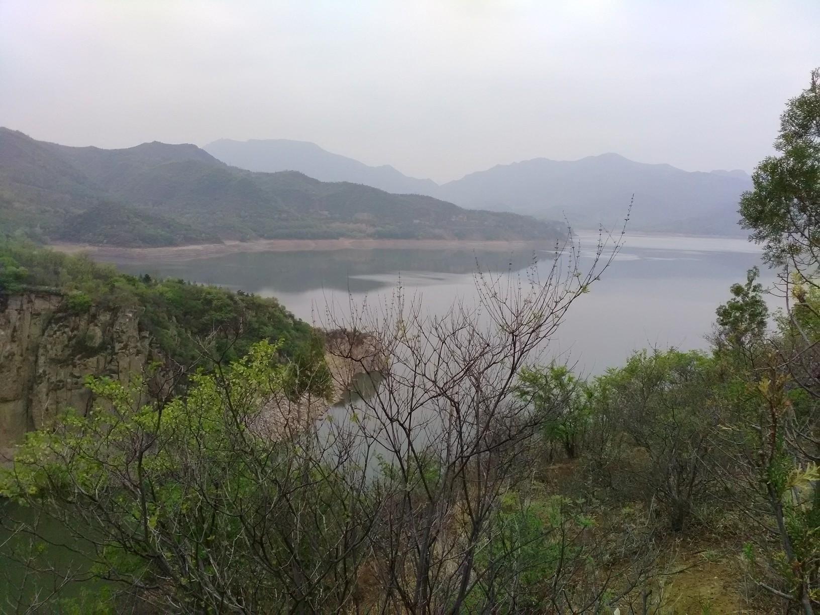 2015年5月9日-10日暴雨顶-老虎坑-茨沟村-白河堡水库